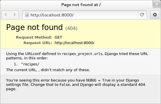 Django by errors - a different Django tutorial — Django by